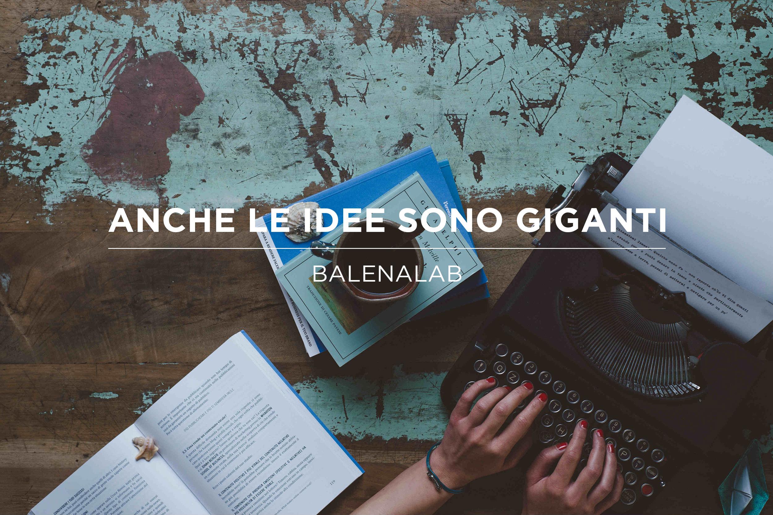 balenalab | copywriter | speaker