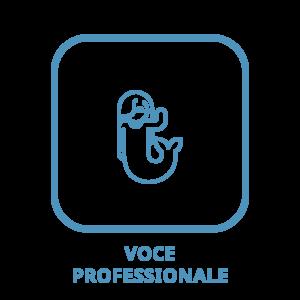 voce professionale balenalab