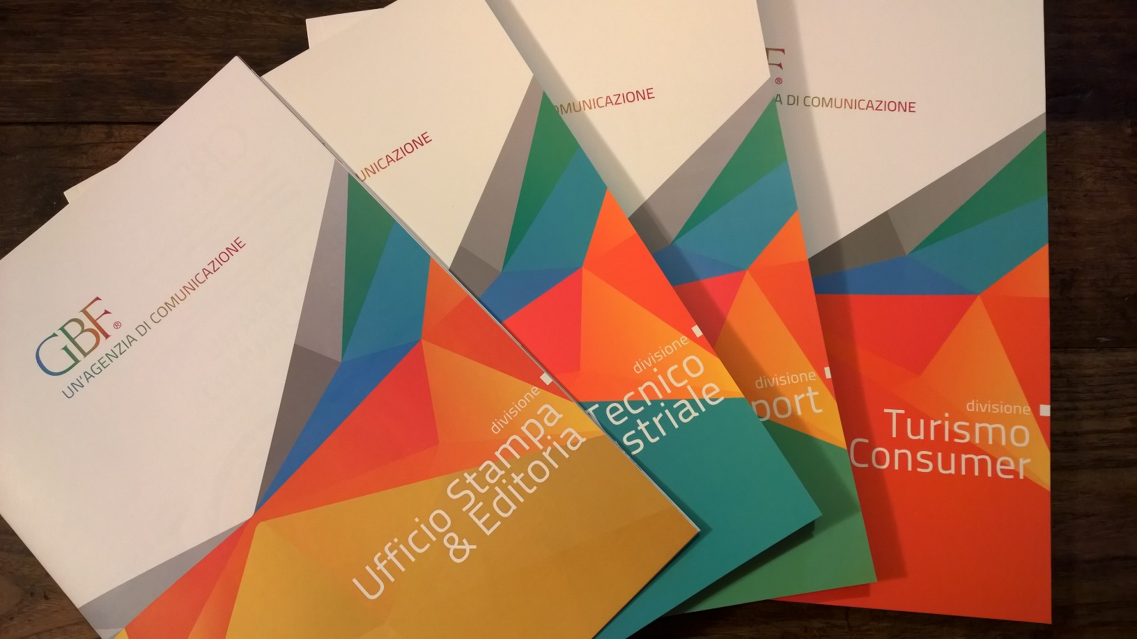 GBF Agenzia comunicazione brochure copywriting 1