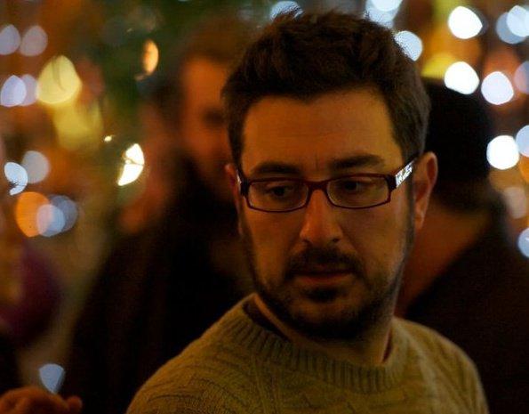 Aaron Ariotti sceneggiatore scrittura