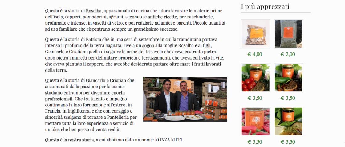 Konza Kiffi Copywriter Verona