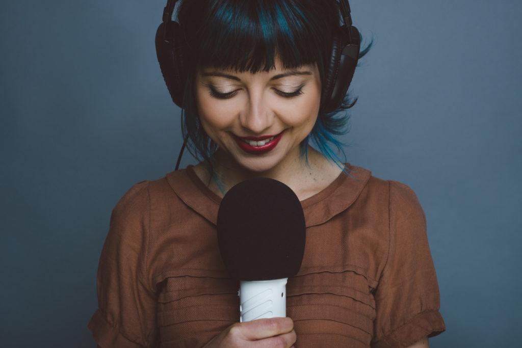 Italian Voice Talent BalenaLab Chiara Gandolfi