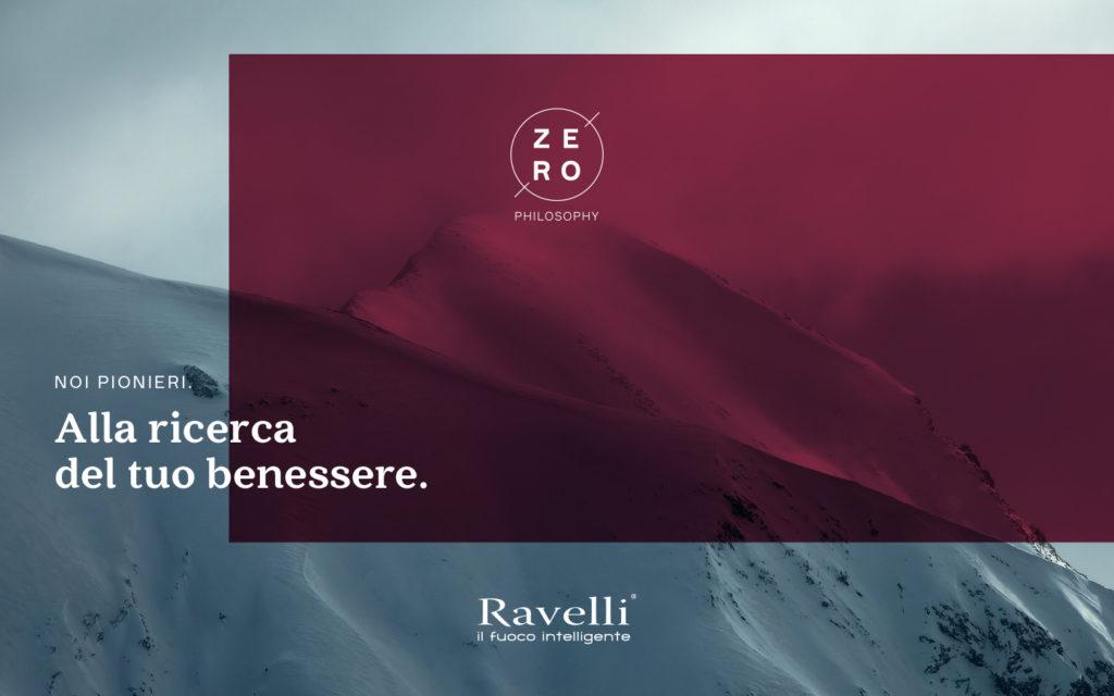 Copywriter | Brand Identity | Ravelli