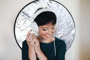 Chiara Gandolfi voce professionale