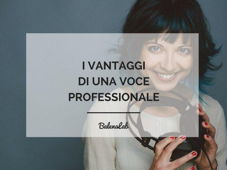 voce professionale | balenalab | voice over | freelance | chiara gandolfi