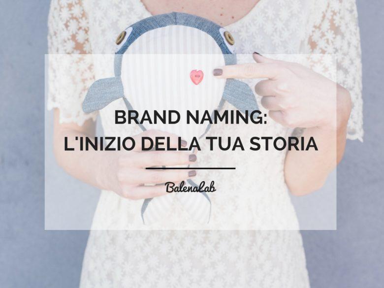brand naming | copywriter | balenalab