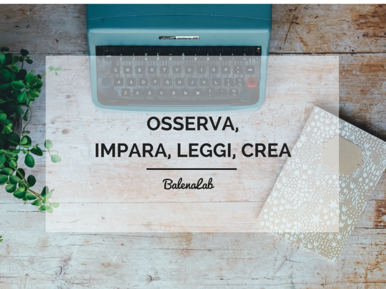 creatività | disciplina | balenalab | copywriting | agenzia