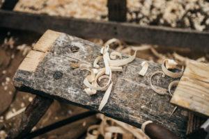 BalenaLab | portfolio | naming | testi web | legno