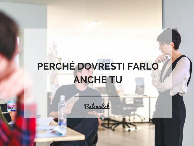 parlare in pubblico | BalenaLab | Copywriting | Chiara Gandolfi