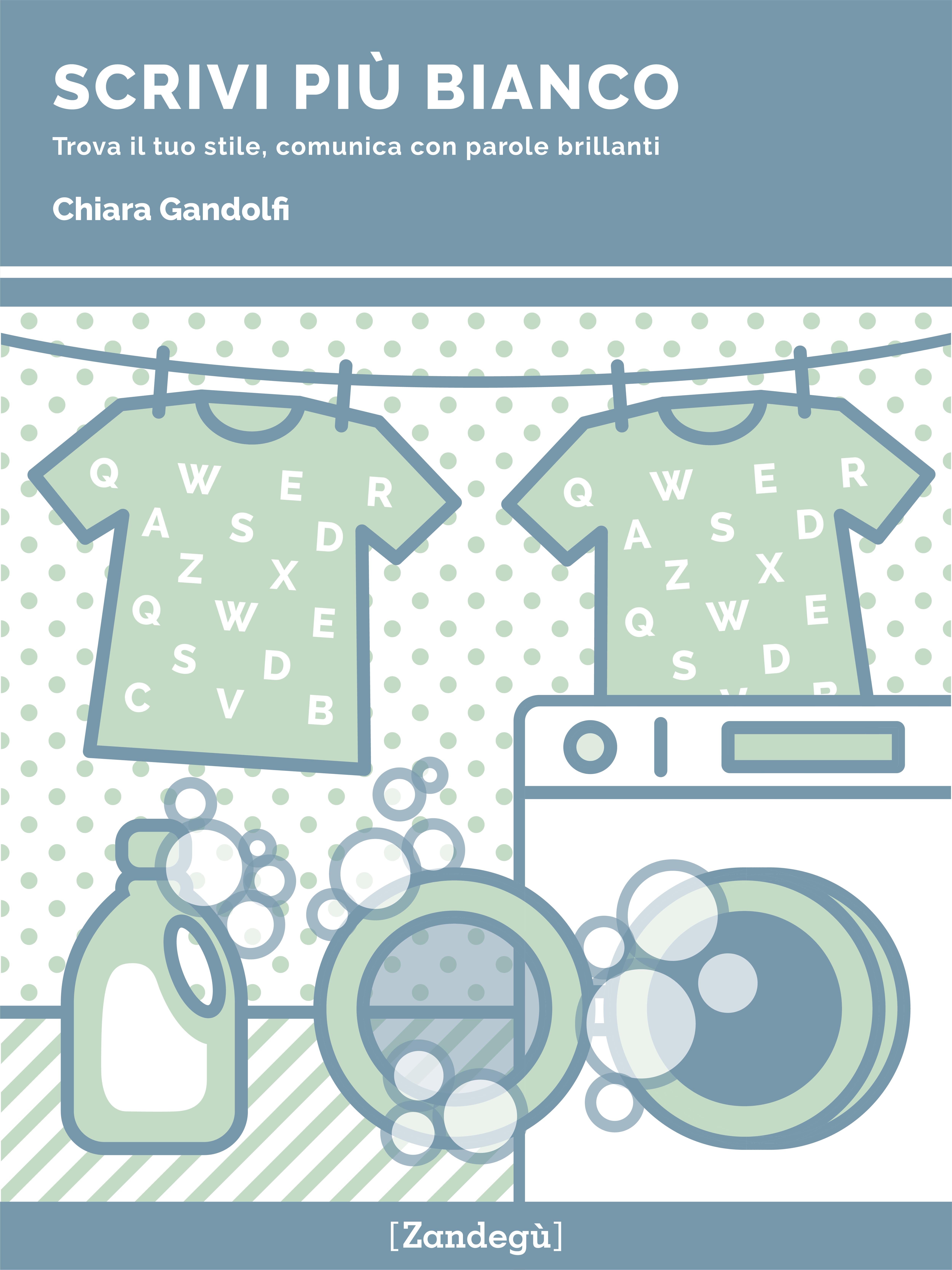 libro | ebook | scrivi più bianco | chiara gandolfi | balenalab